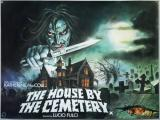 THE HOUSE BY THE CEMETERY - Quad Poster