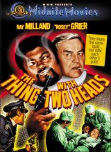 THING WITH TWO HEADS, THE Poster 1