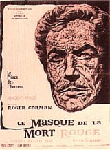 MASQUE OF THE RED DEATH Poster 1