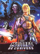 MASTERS OF THE UNIVERSE Poster 1