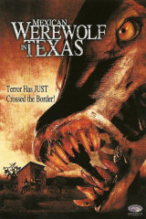 MEXICAN WEREWOLF IN TEXAS - Poster