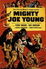 MIGHTY JOE YOUNG Poster 1