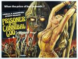 PRISONER OF THE CANNIBAL GOD - Quad Poster