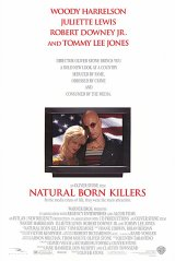 NATURAL BORN KILLERS Poster 1