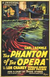 PHANTOM OF THE OPERA - Poster