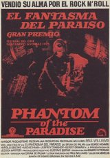 PHANTOM OF THE PARADISE Poster 2