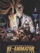 RE-ANIMATOR Poster 3