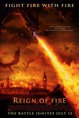REIGN OF FIRE - Poster