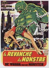 REVENGE OF THE CREATURE Poster 1
