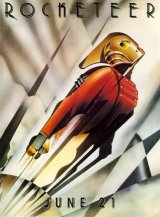 ROCKETEER, THE Poster 1