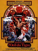 SINBAD AND THE EYE OF THE TIGER Poster 1