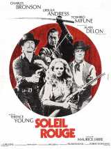 SOLEIL ROUGE Poster 1