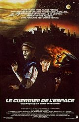 SPACEHUNTER : ADVENTURES IN THE FORBIDDEN ZONE Poster 1