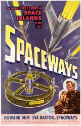 SPACEWAYS - Poster
