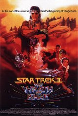 STAR TREK II : THE WRATH OF KHAN Poster 1