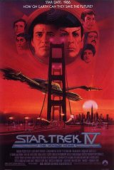 STAR TREK IV : THE VOYAGE HOME Poster 3