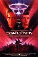 STAR TREK V : THE FINAL FRONTIER Poster 1