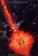 STAR TREK VI : THE UNDISCOVERED COUNTRY Poster 2