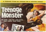 TEENAGE MONSTER Poster 1