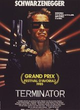 TERMINATOR, THE Poster 1