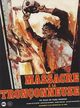 TEXAS CHAINSAW MASSACRE Poster 1
