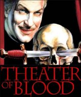THEATER OF BLOOD Poster 1