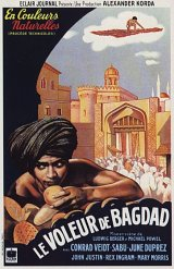THIEF OF BAGDAD, THE Poster 1
