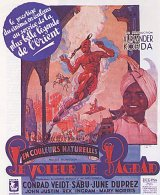 THIEF OF BAGDAD, THE Poster 3