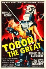 TOBOR THE GREAT - Poster