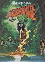 TREASURE OF THE AMAZON, THE Poster 1