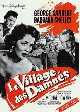 VILLAGE OF THE DAMNED Poster 2