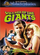 VILLAGE OF THE GIANTS Poster 1