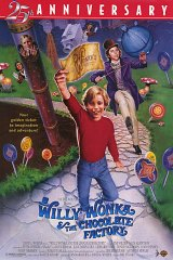 WILLY WONKA AND THE CHOCOLATE FACTORY Poster 1