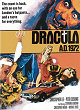 DRACULA AD 1972 DVD Zone 1 (USA)