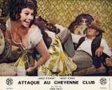 CHEYENNE SOCIAL CLUB, THE Lobby card