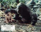 GREYSTOKE : THE LEGEND OF TARZAN, LORD OF THE APES Lobby card