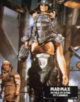 MAD MAX BEYOND THUNDERDOME Lobby card