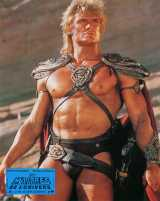 MASTERS OF THE UNIVERSE Lobby card