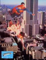 SUPERMAN IV : THE QUEST FOR PEACE Lobby card