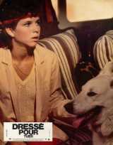 WHITE DOG Lobby card