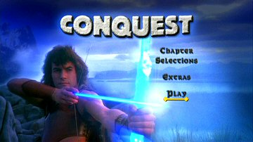 Menu 1 : CONQUEST (LA CONQUISTA)