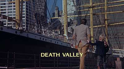Header Critique : VALLEE DE LA MORT, LA (DEATH VALLEY)