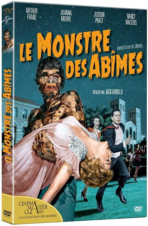 MONSTER ON THE CAMPUS DVD Zone 2 (France)