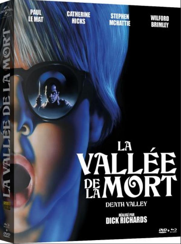 DEATH VALLEY Blu-ray Zone B (France)