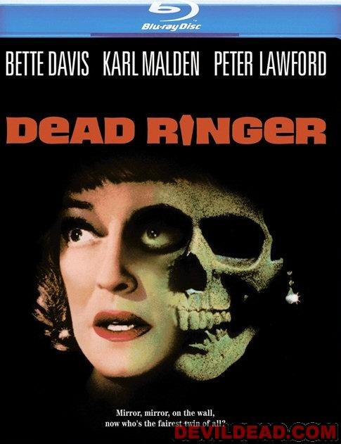 DEAD RINGER Blu-ray Zone A (USA)