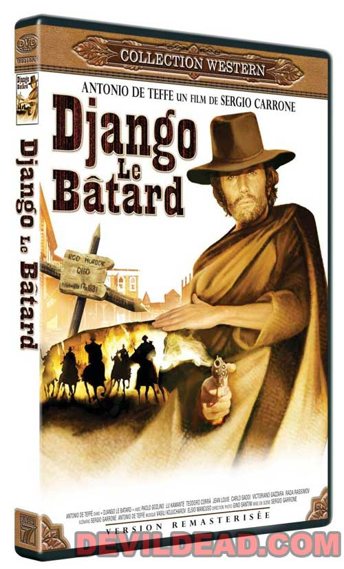 DJANGO IL BASTARDO DVD Zone 2 (France)