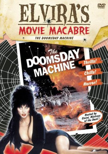 THE DOOMSDAY MACHINE DVD Zone 1 (USA)