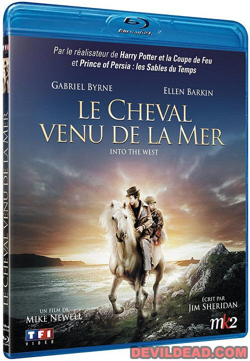 INTO THE WEST Blu-ray Zone B (France)