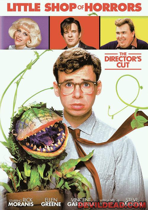LITTLE SHOP OF HORRORS DVD Zone 1 (USA)