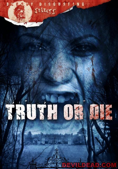 TRUTH OR DARE DVD Zone 1 (USA)